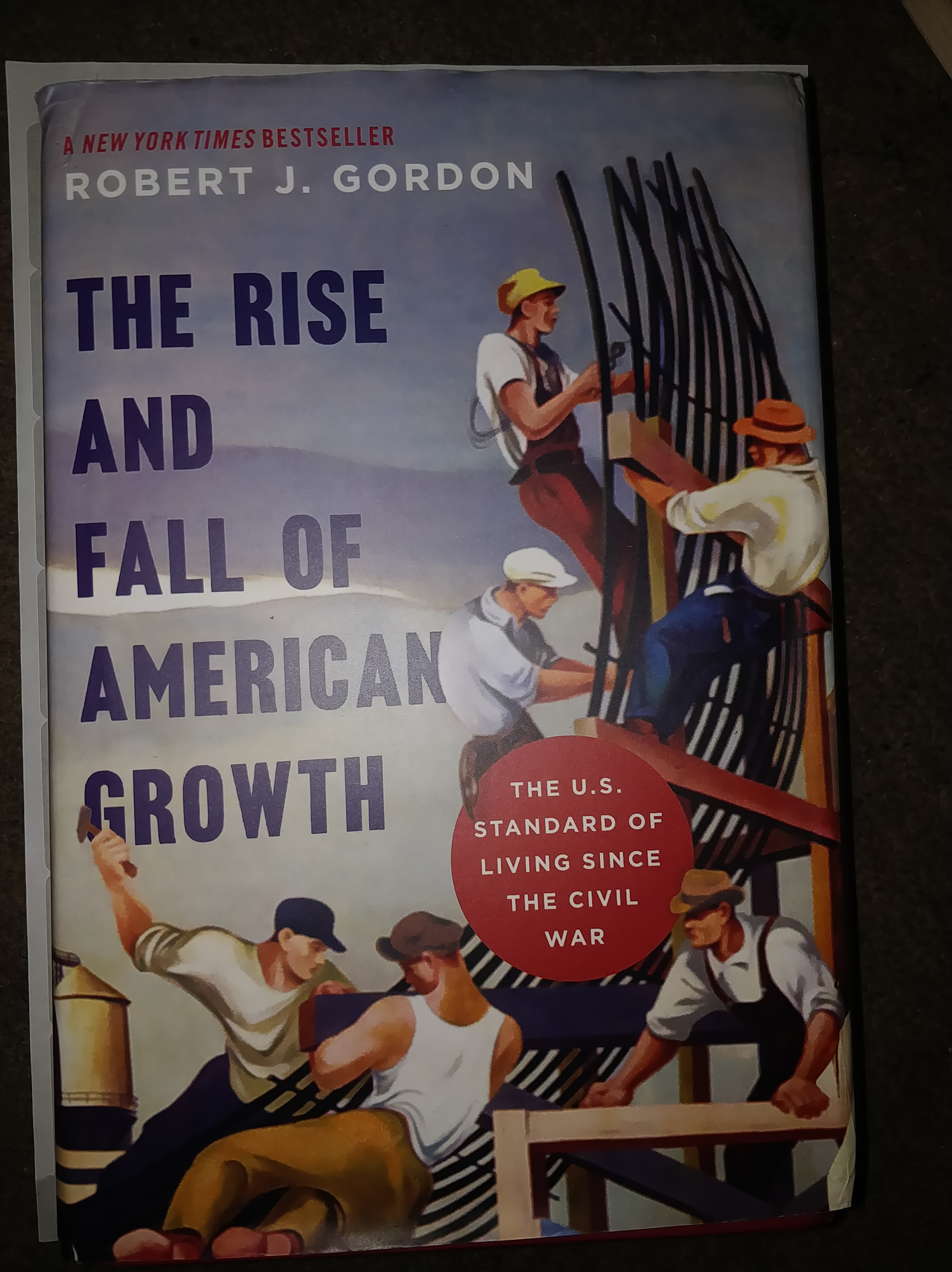 Standard of Living since the Civil War The Rise and Fall of American Growth The U.S